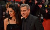 Clooney sul red carpet per Ave, Cesare! a Berlino 2016 - Foto e video