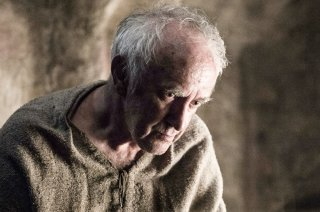Il trono di spade: l'attore Jonathan Pryce in una foto degli episodi inediti