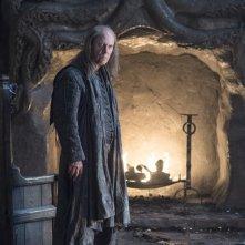 Il trono di spade: l'attore Patrick Malahide in una foto della nuova stagione