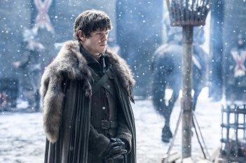 Il trono di spade: una foto dell'attore Iwan Rheon