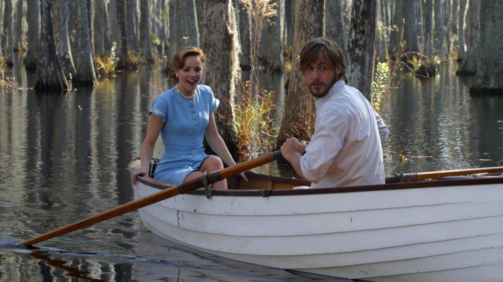 Le pagine della nostra vita: una scena con Rachel McAdams e Ryan Gosling