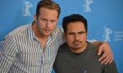 Alexander Skarsgård e Michael Peña alla Berlinale: le foto