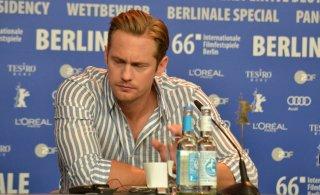 Berlino 2016: Alexander Skarsgård alla conferenza di War On Everyone