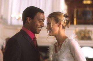 Love Actually: Keria Knightley e Chiwetel Ejofor