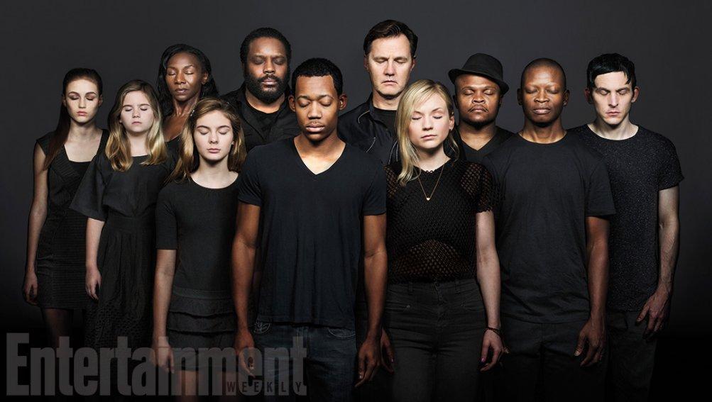 The Walking Dead, la reunion dei personaggi morti in una foto