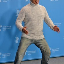 Berlino 2015: Temuera Morrisonal photocall del film The Patriarch