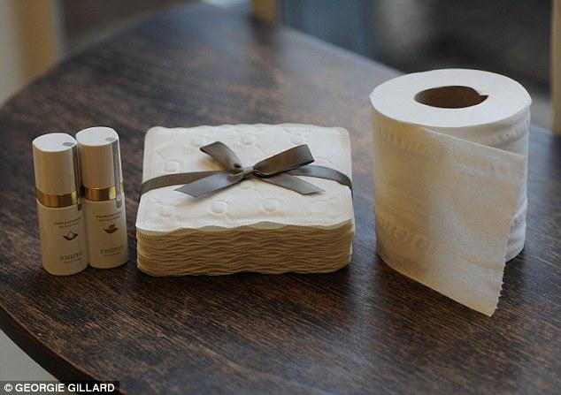carta igienica di lusso