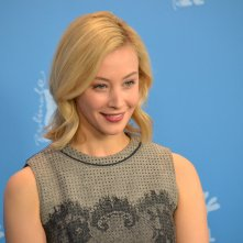 Berlino 2016: Sarah Gadon al photocall di Indignation