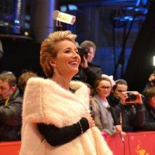 Berlino 2016: Emma Thompson sul red carpet di Alone in Berlin