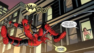 The Amazing Deadpool