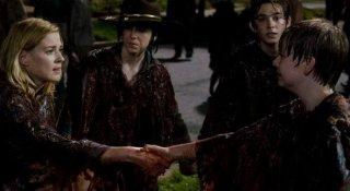 the Walking Dead: Jessie non abbandona Sam in No Way Out