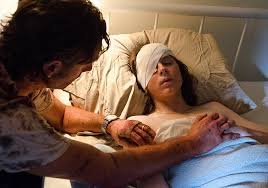 The Walking Dead: Rick e Carl in No Way Out