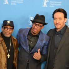 Berlino 2016: Spike Lee, John Cusack, Nick Cannon al photocall di Chi-Raq