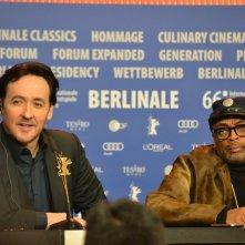 Berlino 2016: Spike Lee, John Cusack alla conferenza di Chi-Raq
