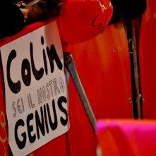 Berlino 2016: cartelli delle fan sul red carpet di Genius