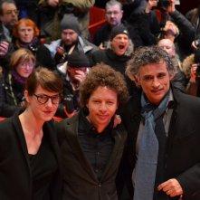 Berlino 2016: Enrico Lo Verso sul red carpet di Genius