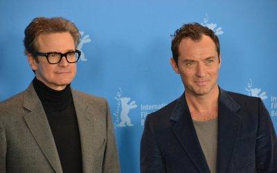 Genius: Colin Firth e Jude Law dai ruggenti anni '20 alla Berlinale