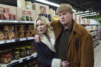 Fargo: Kirsten Dunst e Jesse Plemons in Palindrome