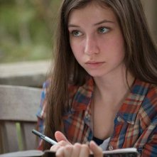 The Walking Dead: l'attrice Katelyn Nacon è Enid in The Next World