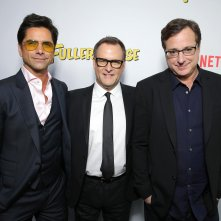 John Stamos, Bob Saget, Dave Coulier alla premiere de Le amiche di mamma