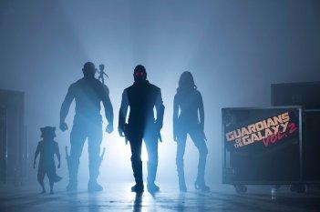 guardiani della galassia 2, la prima immagine