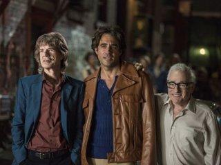 Vinyl: Mick Jagger, Bobby Cannavale e Martin Scorsese sul set