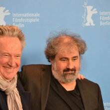 Berlino 2016: Benoît Delépine e Gustave Kervern posano al photocall di Saint Amour