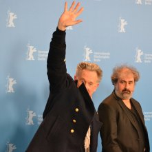 Berlino 2016: Benoît Delépine e Gustave Kervern al photocall di Saint Amour