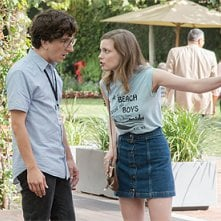 Love: Paul Rust e Gillian Jacobs in una foto della serie Netflix