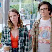Love: il primo incontro tra Gillian Jacobs e Paul Rust