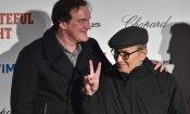 Quentin Tarantino ed Ennio Morricone: nuova collaborazione in futuro?