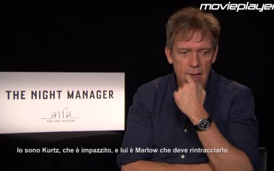 The Night Manager: Video Intervista ad Hugh Laurie