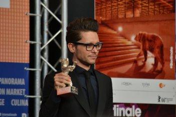 Berlino 2016: Tomasz Wasilewski alla conferenza dei premiati