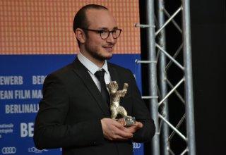 Berlino 2016: Majid Mastoura alla conferenza dei premiati