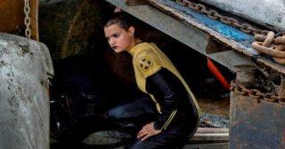 Brianna Hildebrand in Deadpool