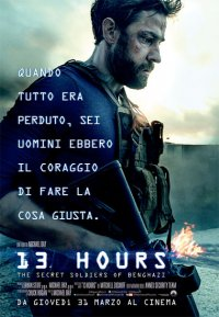13 Hours: The Secret Soldiers of Benghazi in streaming & download