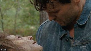 The Walking Dead: la morte di Deanna in La legge della probabilità
