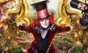 Alice attraverso lo specchio: il nuovo teaser per Disney 60