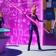 Barbie Spy Squad: un momento del film d'animazione