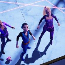 Barbie Spy Squad: un'immagine del film animato