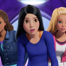 Barbie Spy Squad: un momento del film animato
