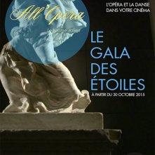 Locandina di Teatro alla Scala di Milano: Gala des Ètoiles