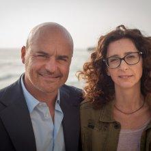 Il commissario Montalbano: Luca Zingaretti e Teresa Mannino in La piramide di fango