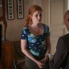 Il commissario Montalbano: l'attrice Miriam Dalmazio nell'episodio Una faccenda delicata