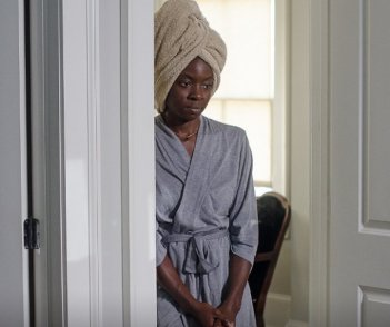he Walking Dead: Michonne nell'episodio 6x1