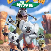 Locandina di Billy il Koala - Le avventure di Blinky Bill