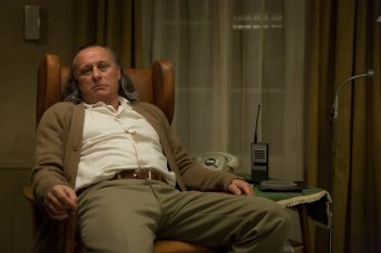 Colonia: Michael Nyqvist in una scena del film