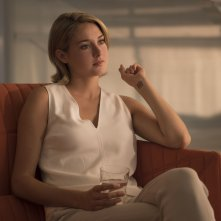 The Divergent Series: Allegiant, Shailene Woodley in una scena del film