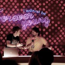 Forever Young: Lillo in una scena del film