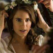 Girls: l'attrice Allison Williams interpreta Marnie in Wedding Day